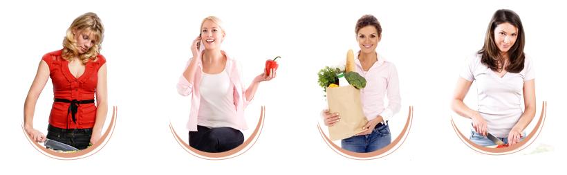 Разработка сайта продуктового супермаркета «Allmenu» - 4