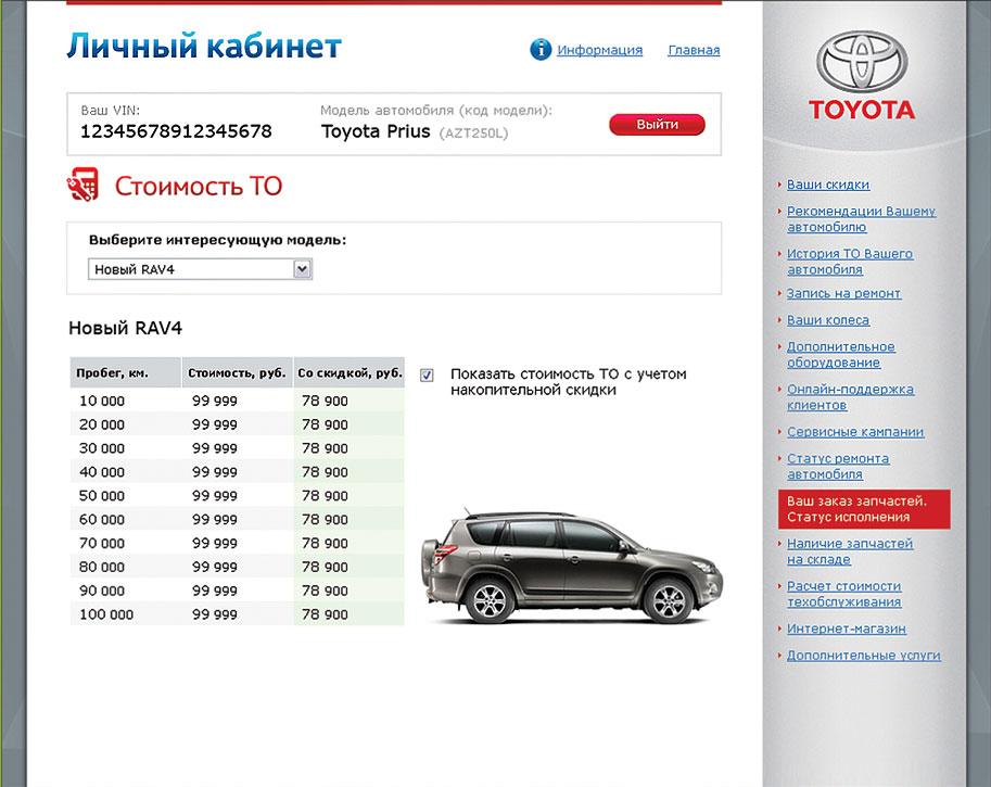Автокабинет «Тойота Приморский» - 8