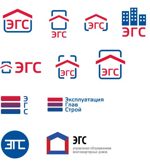 Разработка логотипа и фирменного стиля компании «Эксплуатация ГС-СПб» - 2