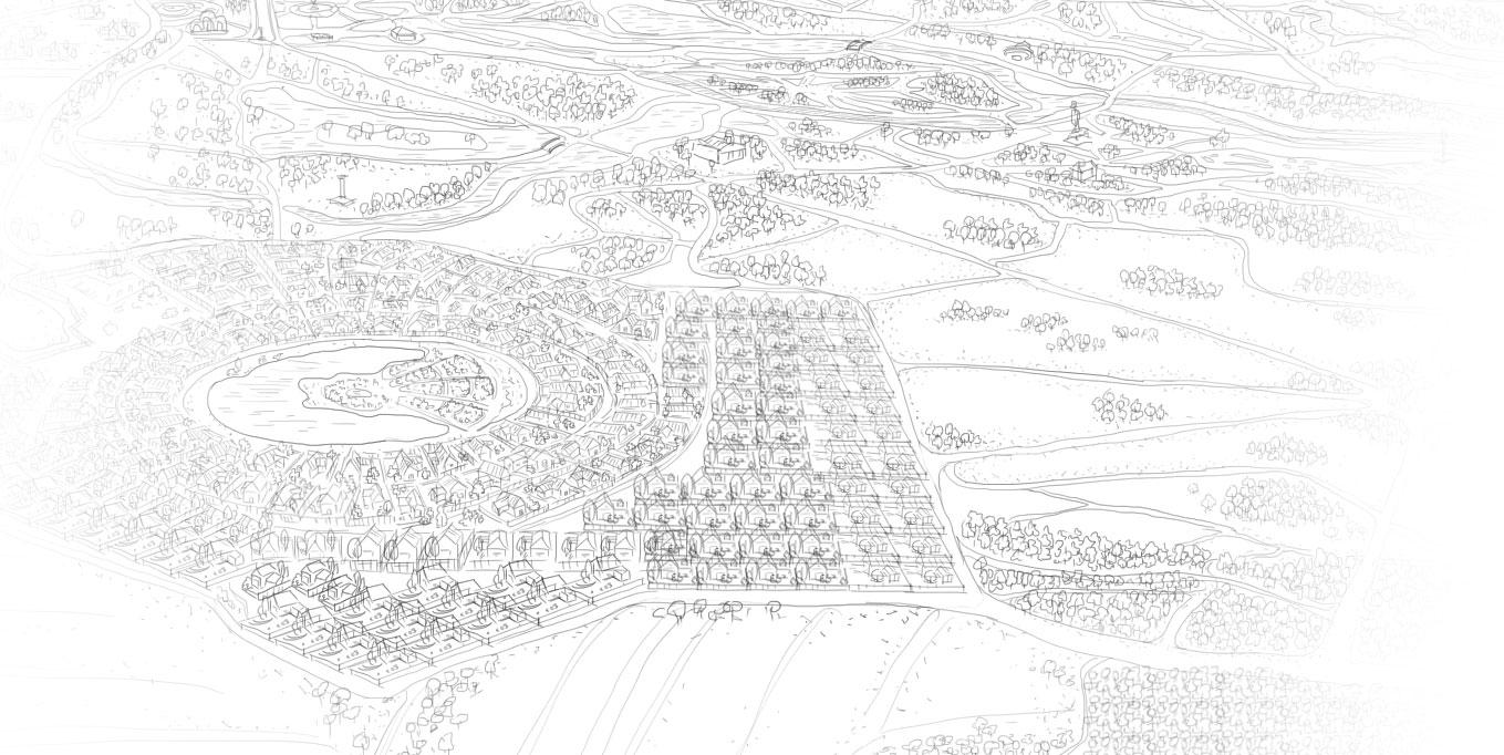 Разработка сайта коттеджного поселка «Онегин парк» - 1