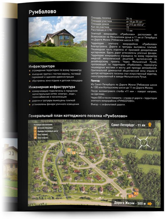 Каталог коттеджных поселков «ПулЭкспресс» - 3