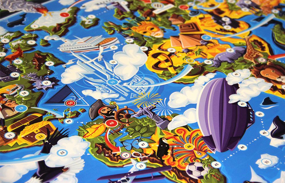 Дизайн настольной игры для KinderSpb - 8