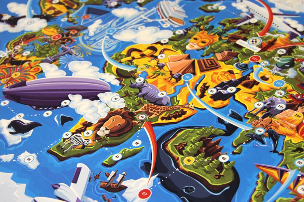 Дизайн настольной игры для KinderSpb - 9
