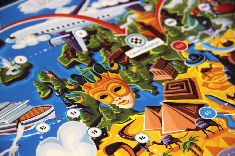 Дизайн настольной игры для KinderSpb - 10
